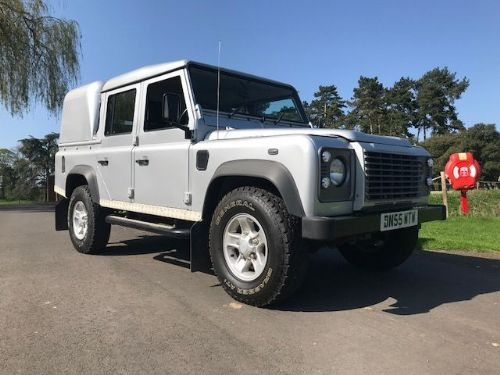 ***SOLD***Land Rover 110 TD5 XS Double Cab 2005 *NO VAT***SOLD***